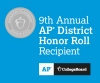 WHS selected to 9th Annual AP Honor Roll